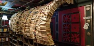 De Laatste Boekhandel stock foto