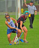 De lacrosse verbetert. Stock Fotografie