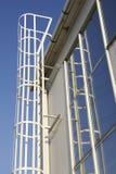 De ladder van de brand Royalty-vrije Stock Afbeelding