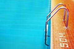 De Ladder van de pool Stock Fotografie