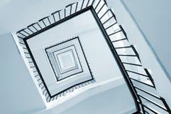 De ladder van de rotatie royalty-vrije stock afbeeldingen