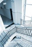 De ladder van de rotatie stock fotografie