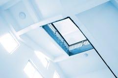 De ladder van de rotatie royalty-vrije stock foto's