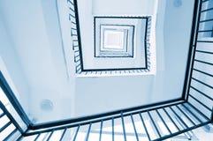 De ladder van de rotatie stock foto's