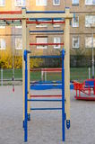 De ladder van de spelgrond royalty-vrije stock foto's