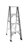 De ladder van de stap stock afbeeldingen