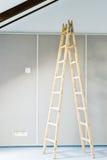 De ladder van de stap royalty-vrije stock afbeeldingen