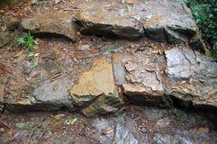 De ladder van de steen Royalty-vrije Stock Afbeeldingen