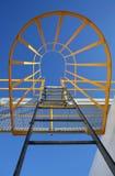 De Ladder van machines royalty-vrije stock foto's