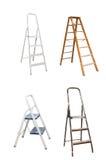De Ladders van de stap royalty-vrije stock afbeelding