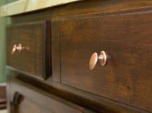 De laden van de badkamers Royalty-vrije Stock Afbeeldingen