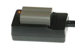 De lader van de batterij Stock Afbeelding