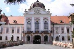 De Lafaard Godollo Hongarije van het kasteel Stock Foto