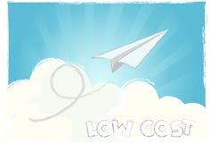 De lage kosten van de vlieg Stock Afbeelding