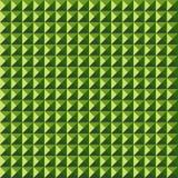De lage polypieken van de veelhoek abstracte vierkante naadloze textuur Stock Foto