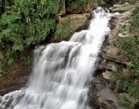 De 7 lagen waterval Royalty-vrije Stock Afbeeldingen