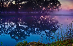 De Lagune van Sebastopol Stock Foto's