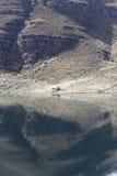 De Lagune van Ticlio Royalty-vrije Stock Foto