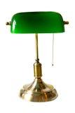 De lamp van de bank Royalty-vrije Stock Afbeeldingen