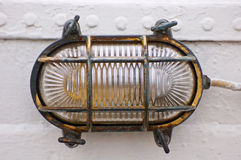 De lamp van de boot Royalty-vrije Stock Foto's