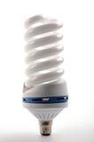 De lamp van de energie Royalty-vrije Stock Foto