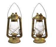 De lamp van de kerosine Royalty-vrije Stock Afbeelding