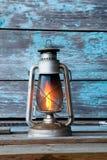 De Lamp van de kerosine Royalty-vrije Stock Fotografie