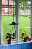 De lamp van de kerosine Stock Fotografie