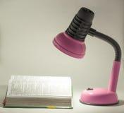 De lamp van de lezer royalty-vrije stock fotografie