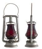 De lamp van de olie stock foto
