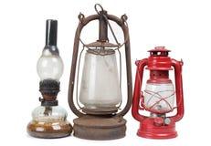 De lamp van de olie Royalty-vrije Stock Foto's