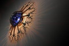 De lamp van de ontwerper stock afbeelding