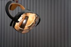 De lamp van de tandarts stock afbeeldingen
