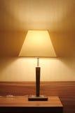 De lamp van de woonkamer Stock Afbeeldingen