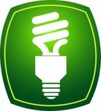 De lamp van Eco Royalty-vrije Stock Foto