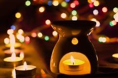 De lamp van het aroma Royalty-vrije Stock Afbeeldingen