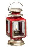 De lamp van het gas Stock Foto
