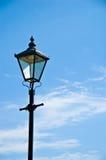 De Lamp van het gas royalty-vrije stock afbeeldingen