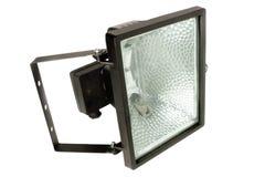 De lamp van het halogeen Stock Foto