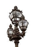 De lamp van het ijzer royalty-vrije stock foto