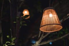 De lamp van het land Stock Afbeeldingen