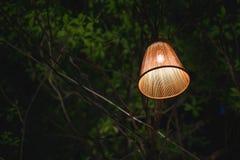 De lamp van het land Royalty-vrije Stock Foto