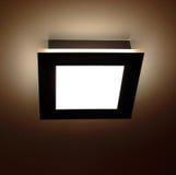 De lamp van het plafond Stock Afbeelding