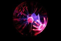 De lamp van het plasma Stock Foto