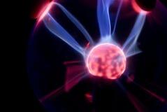 De lamp van het plasma royalty-vrije stock fotografie