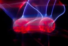 De lamp van het plasma royalty-vrije stock foto's