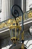 De Lamp van het stadhuis Royalty-vrije Stock Afbeeldingen