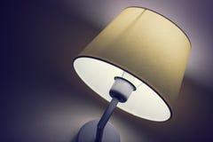 De lamp van huisdeco Stock Afbeelding