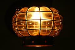 De lampen van de nacht Royalty-vrije Stock Fotografie