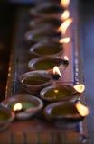 De lampen van de olie Royalty-vrije Stock Foto